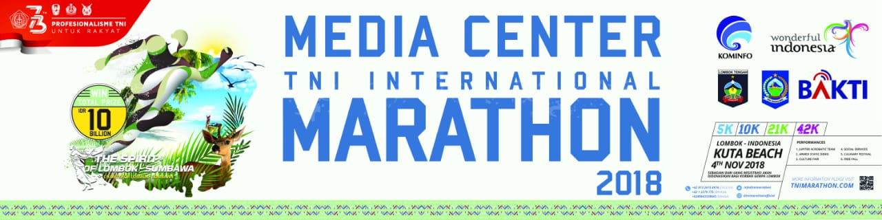 TNI INTERNATIONAL MARATHON 2018